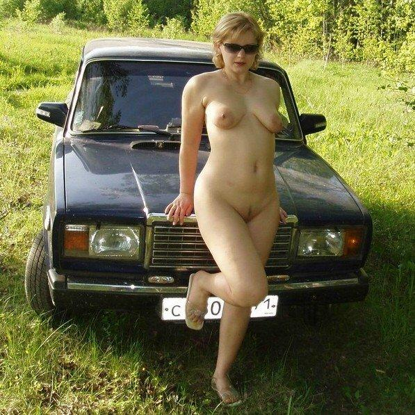 Amatőr szexfotók – orosz szöszi